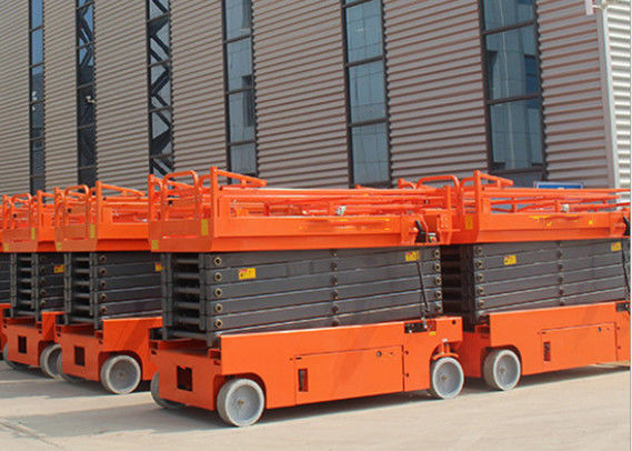 Extension Electric Scaffold Lift 10m Working Height Easy Operation Control Box