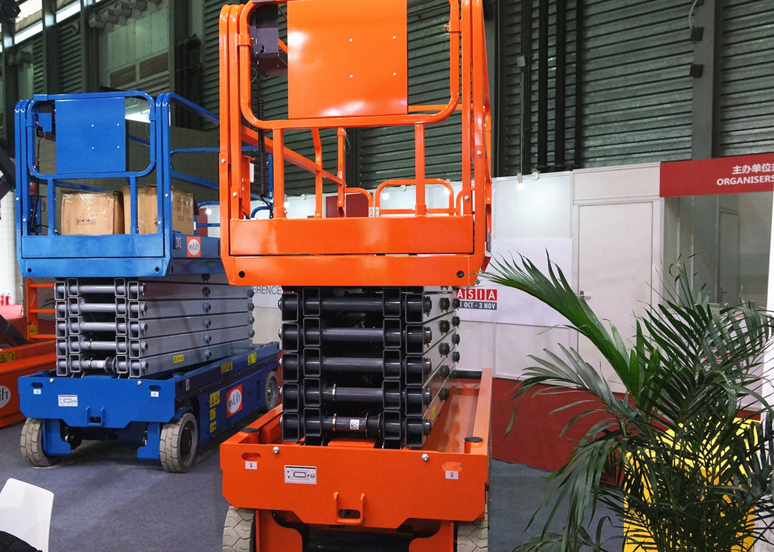Aerial Work Mobile Elevated Platform Self Propelled Lifting Platforms Equipment